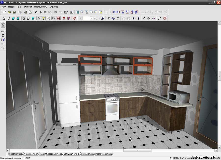 Дизайна мебели программа 3d